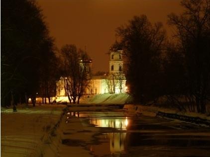 Вышний Волочек - малая водная столица Руси